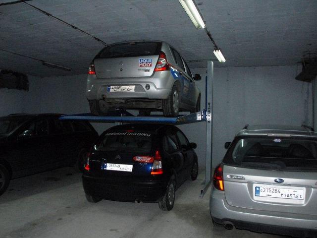 Doppelparker In 246 Ffentliche Garage Parksysteme By O Me R